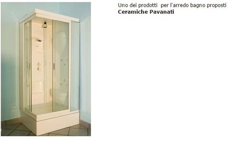 rivestimento doccia Palazzetti