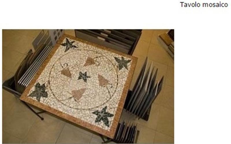 Pavanati mosaico