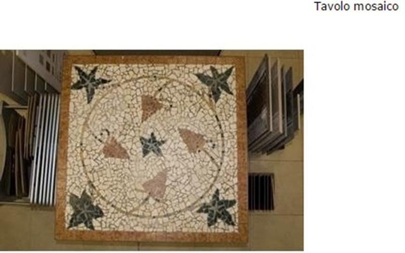 Pavanati mosaico particolare