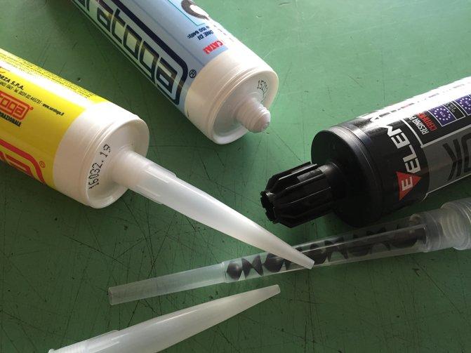Sigillanti e prodotti chimici alla Ferramenta Galimberti a Giussano Monza e Brianza