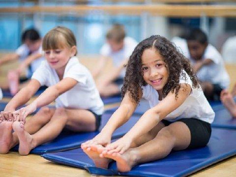 corsi per bambini Palestra Benefit La Medicea