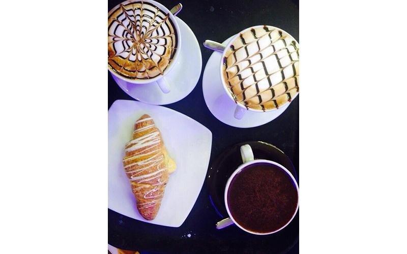 Caffetteria cappuccini