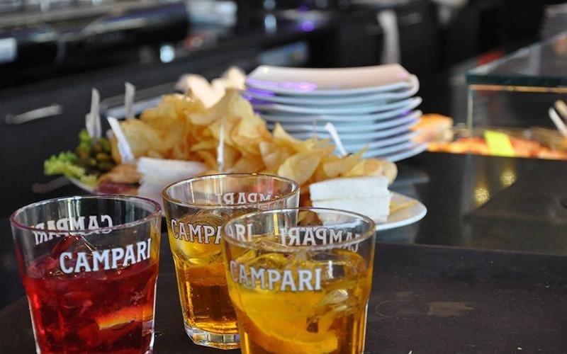 Bar aperitivi