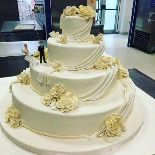 torte nunziali, torte per cerimonie, torte personalizzate