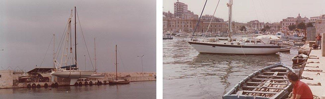 Barche Attraccate Al Porto