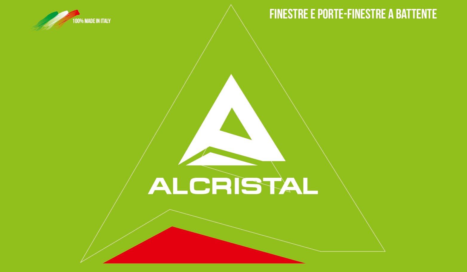 Al cristal-FINESTRE E PORTE-FINESTRE A BATTENTE-logo