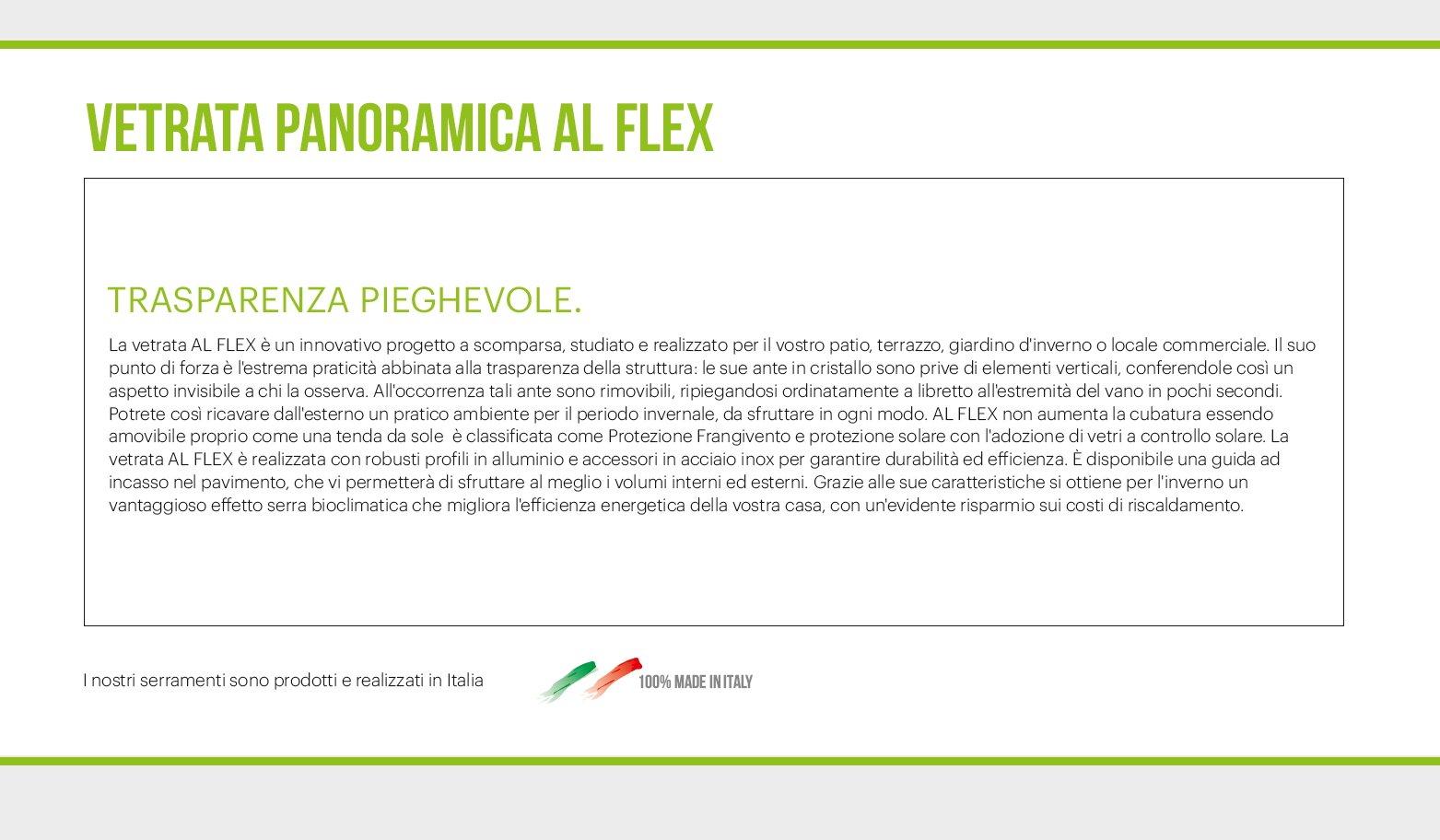 catalogo prodotti-VETRATA PANORAMICA AL FLEX