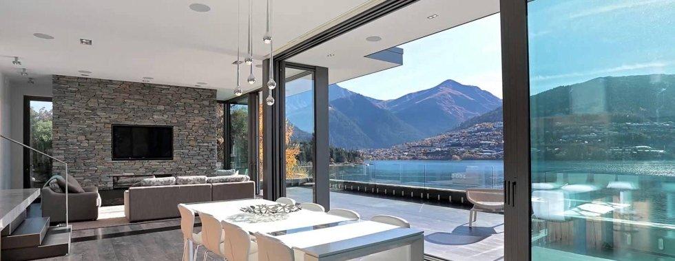 Finestre e porte roma al cristal - Finestre panoramiche ...