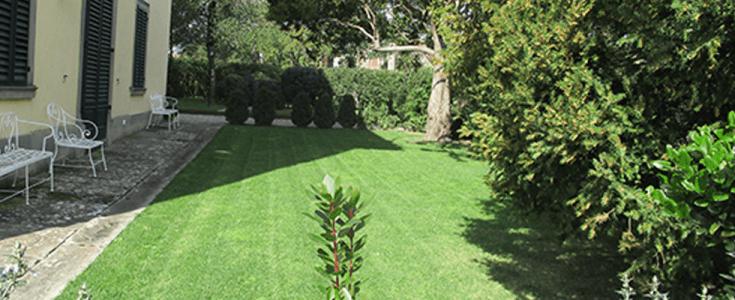 manutenzione spazi verdi