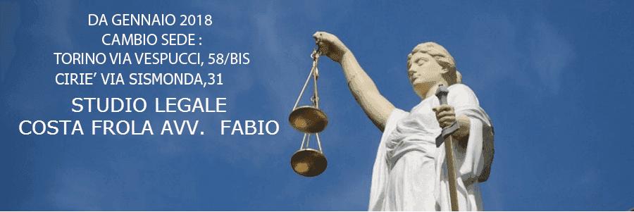 STUDIO LEGALE CIRIE