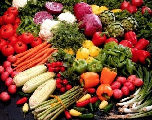 Ingrosso verdura