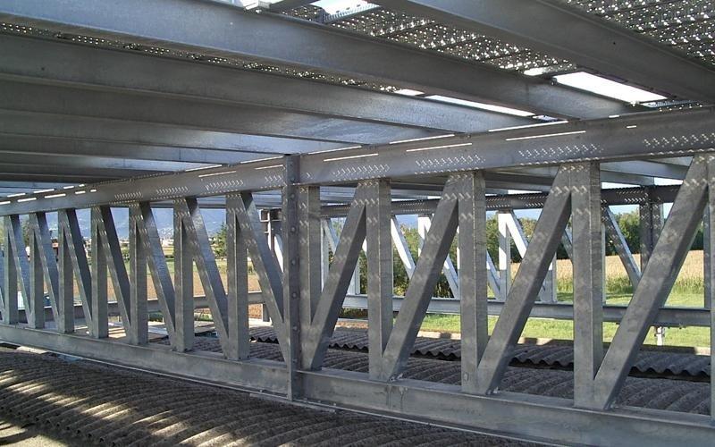 Lavorazioni carpenteria metallica