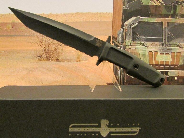 C-EXR coltello tattico extrema ratio mod con moschin