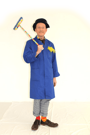 Professional children's entertainer - Bristol - Clown Bert's Super Shows