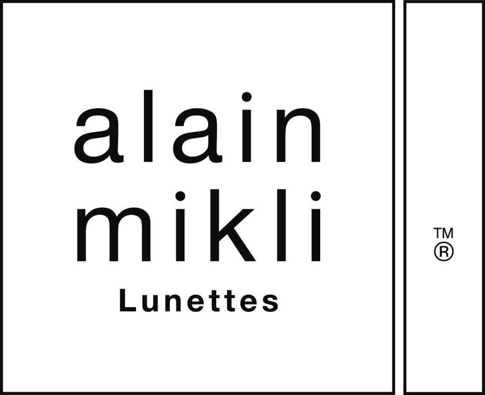 alain mikli -logo