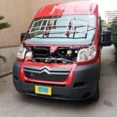 sostituzione parabrezza per furgoni