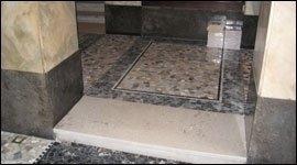 lucidatura pavimenti pietra
