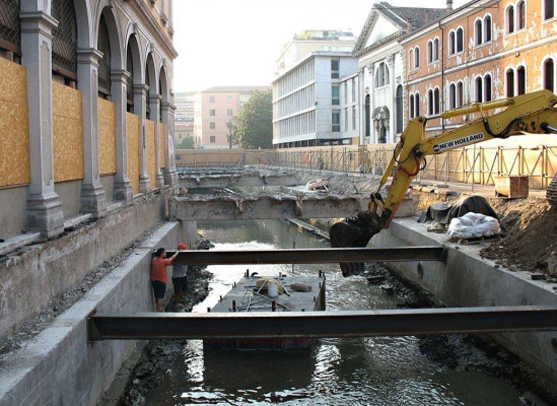 ristrutturazione canale
