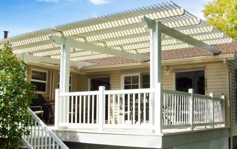 Covered Patios Huntersville NC