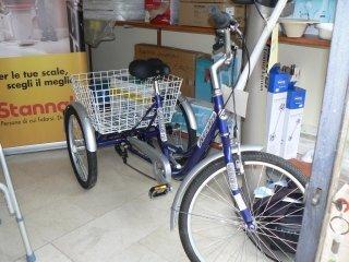 bici per disabili