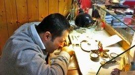 Riparazione ingranaggi orologi