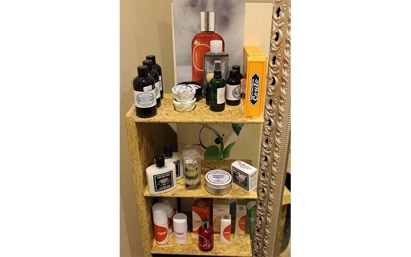 prodotti cosmetici per uomo