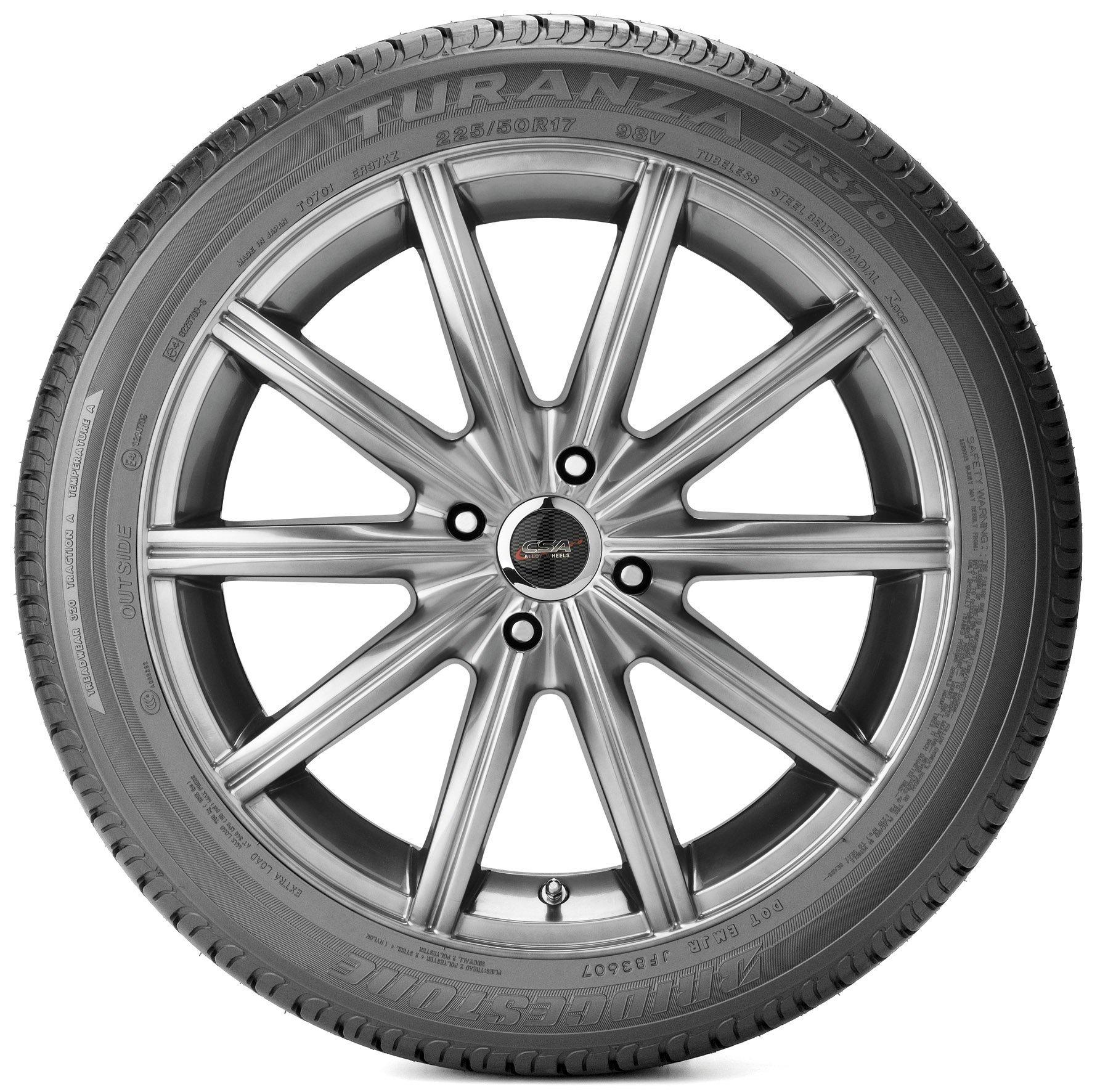 Bridgestone ER370 touring tyre special