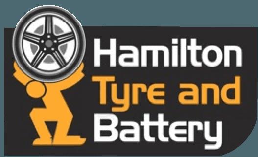 Logo Hamilton Tyre and Battery