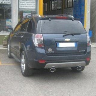 Scarichi Chevrolet