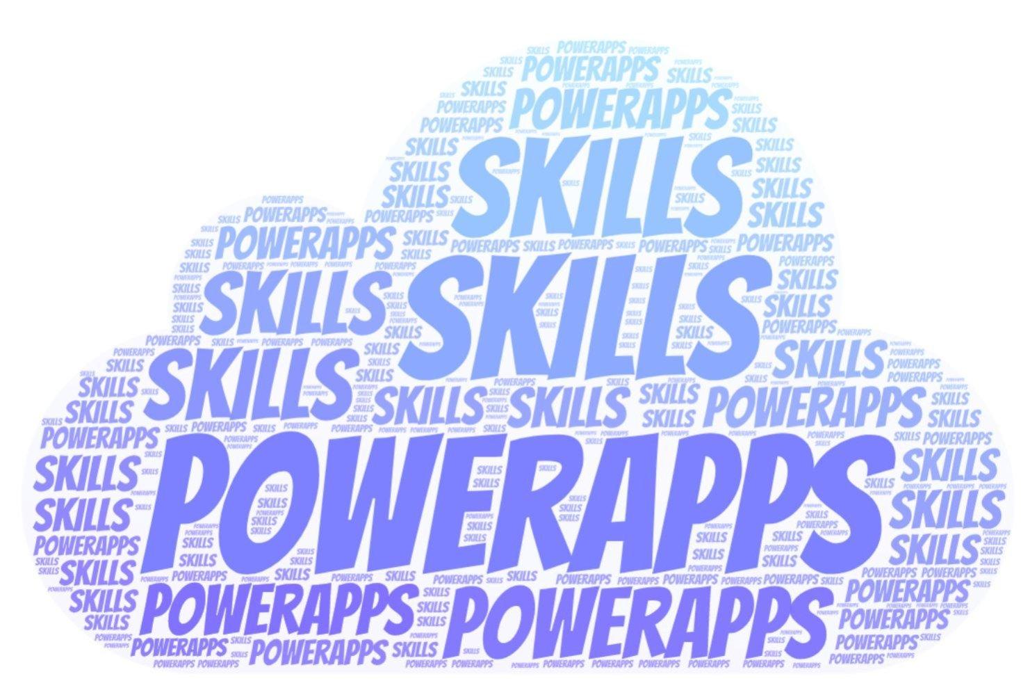 Skills for the PowerApps developer