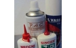 spray macchina da cucire