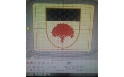 progettazione stemma
