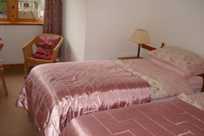 Holiday Lets in Scotland - Dunblane - Cairngorm Country Cottages - Bedroom