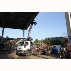 PELLEGRINO ANTONIO srl, Borgo San Dalmazzo (CN), riciclaggio rottami2