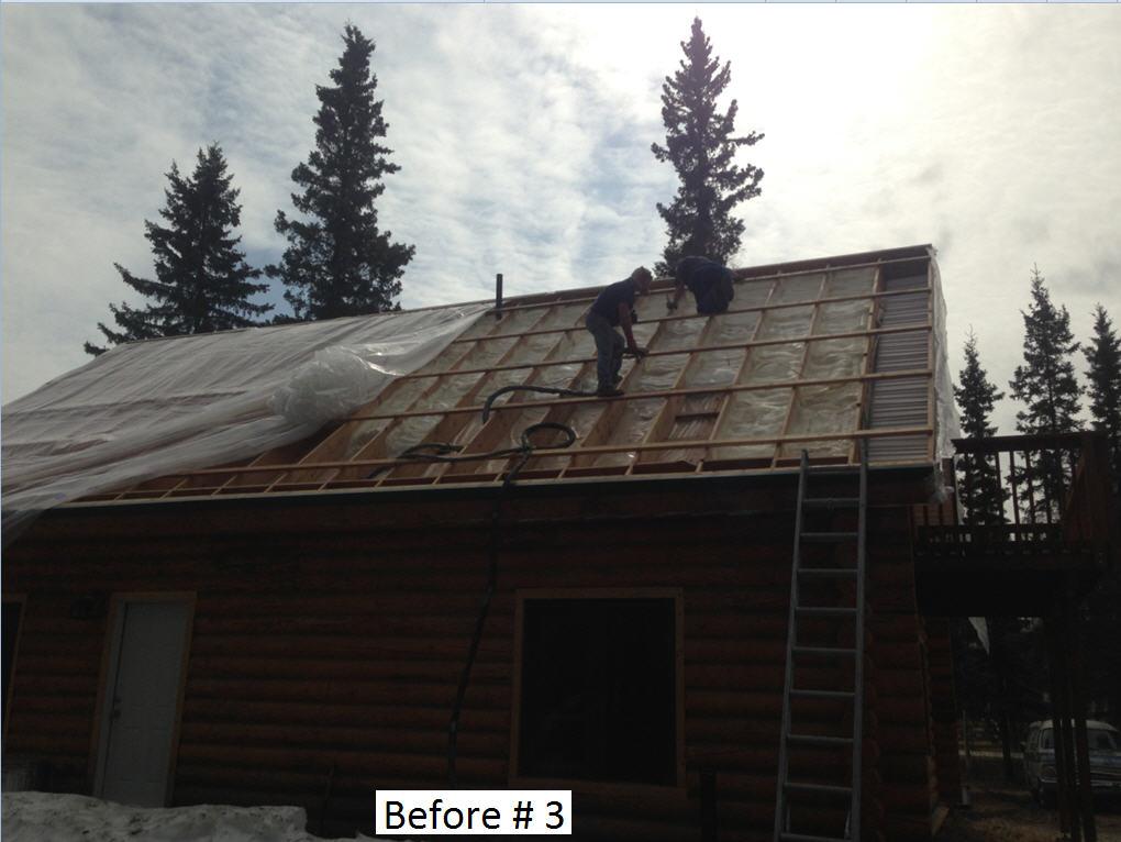 Local roofer North Pole, AK