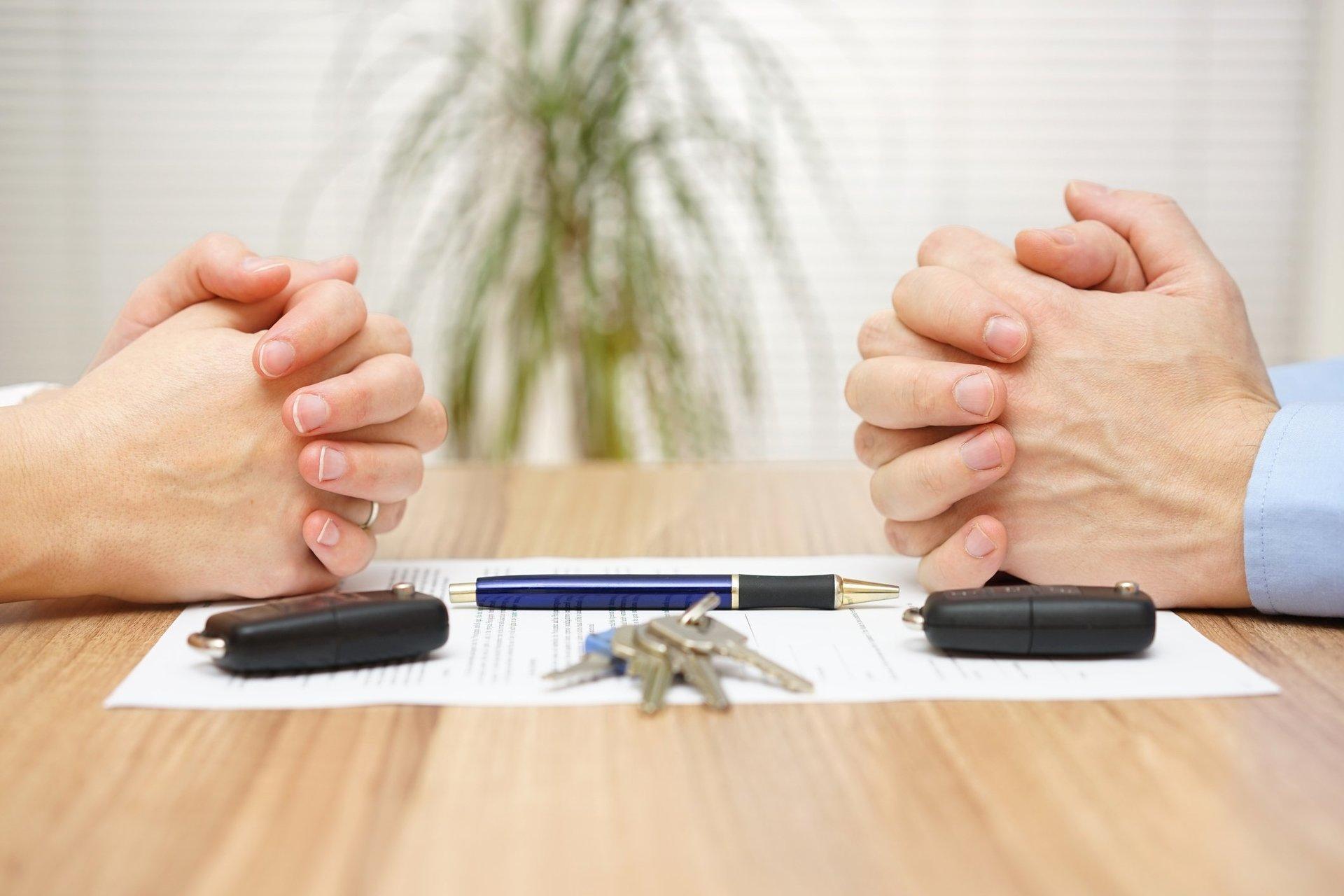 Diving Assets in an Arizona Divorce | Attorney Steven R. Garcia