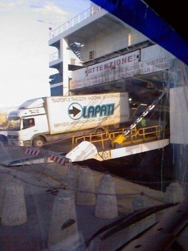 trasporti in nave