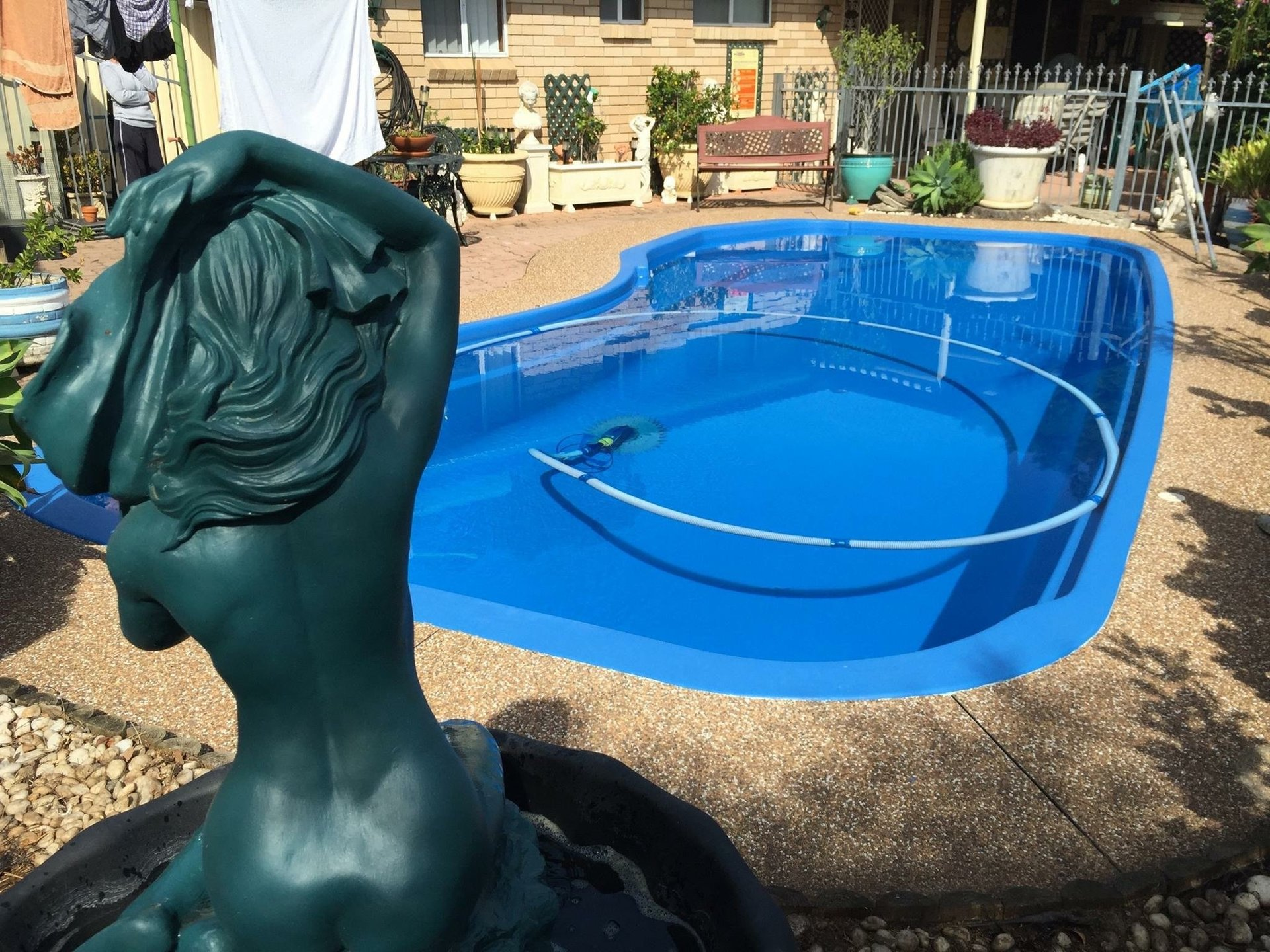Fibreglass Pool Resurfacing