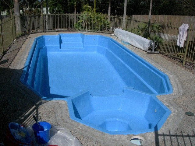 Aqualine pool resurfacing pool resurfacing nsw Fibreglass pools vs concrete pools