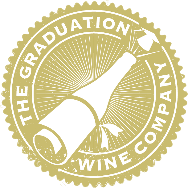 the graduation wine company footer logo