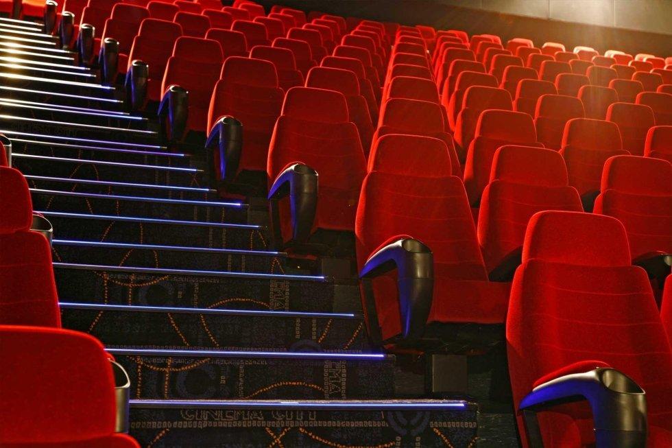 pulizia cinema