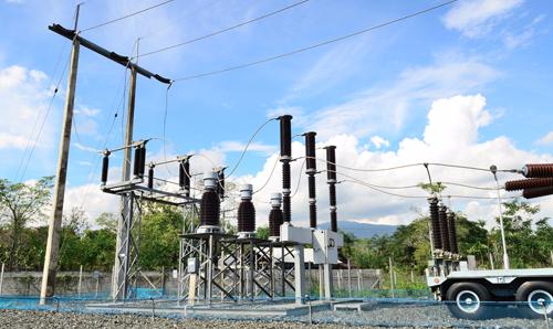 Electricity distribution usit