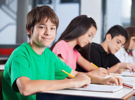 Students learning at the Baaka Energy Education Program