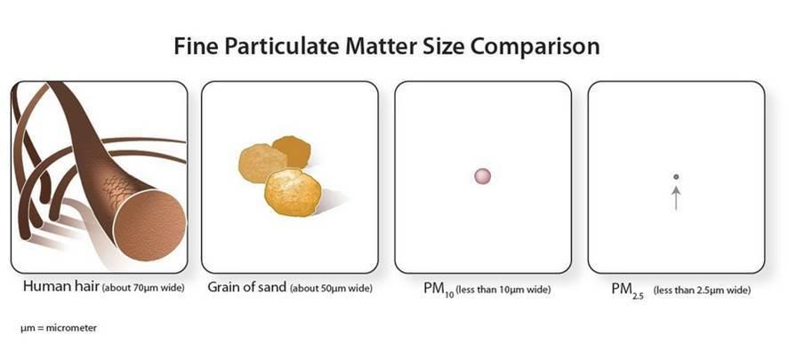 Particulates_size comparison