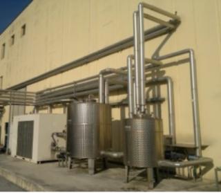 installazioni industriali, pompe industriali, termoidraulica