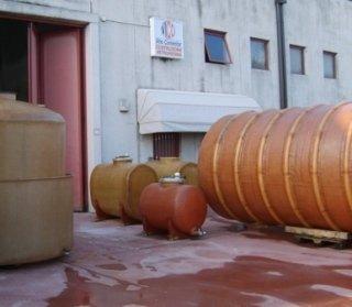 produzione serbatoi, produzione cisterne, contenitori in vetroresina