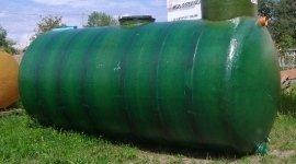 anelli rinforzati, filtro di depurazione, cisterna da interrare