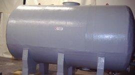cisterne per prodotti chimici, serbatoi rinforzati, cisterne a doppio guscio