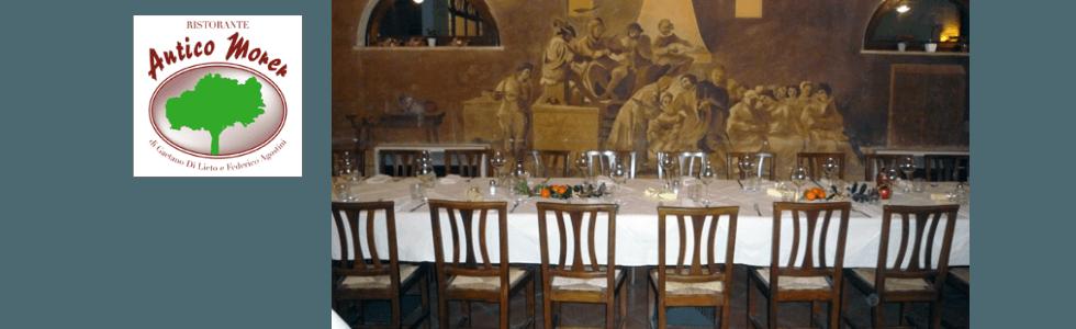ristorante antico morer