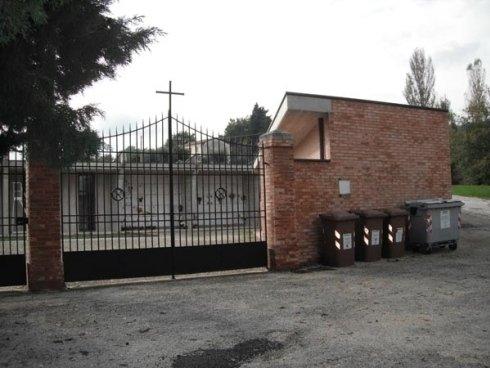 Ampliamento cimitero Castiglioni - Committente Comune di Arcevia